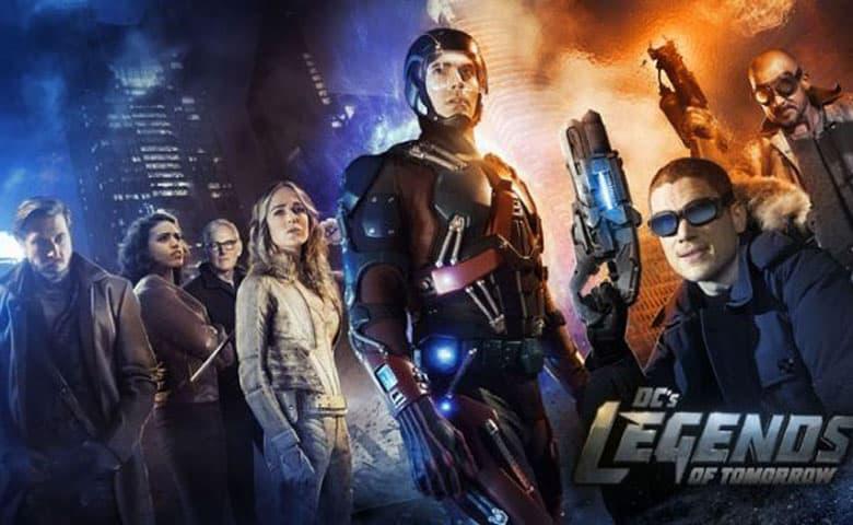 Legends of Tomorrow The CW Warner Bros TV