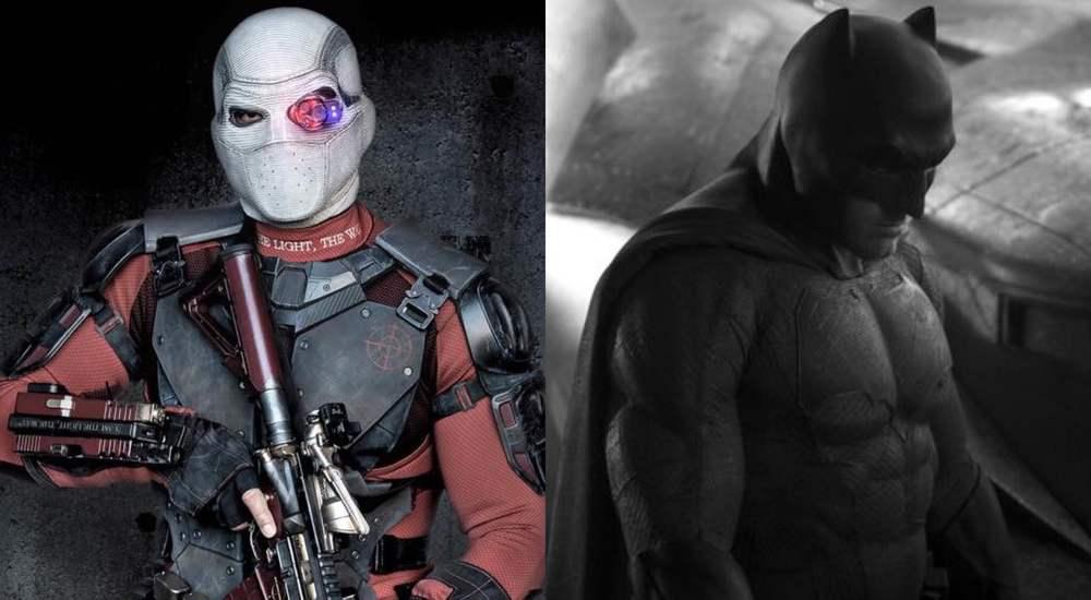Suicide Squad Batman v Superman
