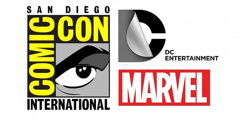 Marvel Studios DC San Diego Comic-Con