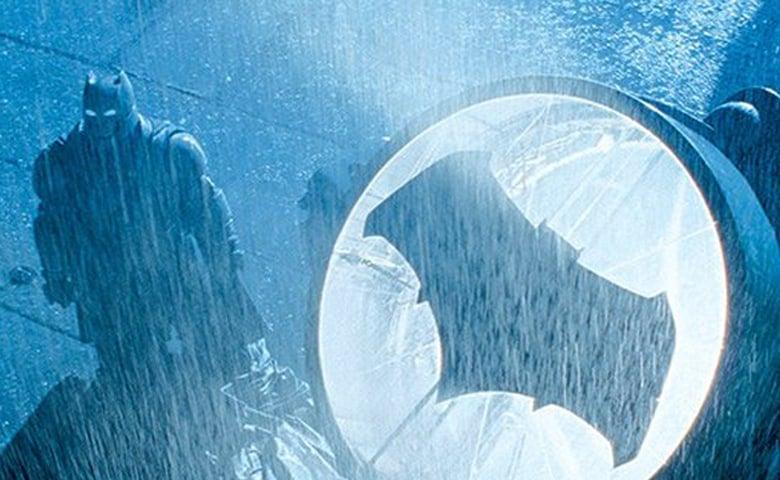 Batman v Superman Ben Affleck Armor