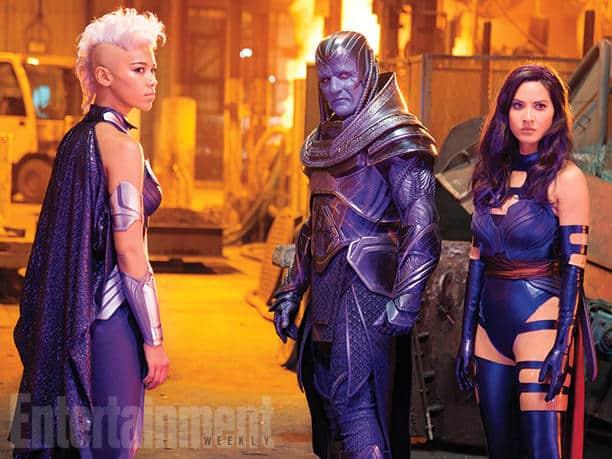 X-Men Apocalypse Storm Psylocke