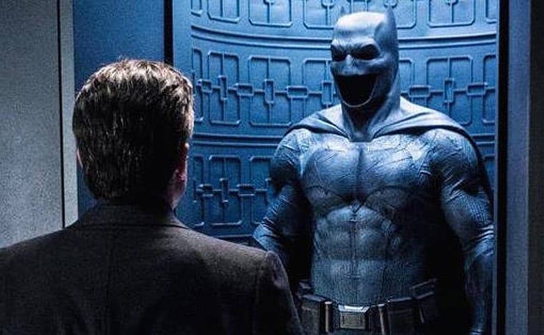 Ben Affleck Batman v Superman Suit