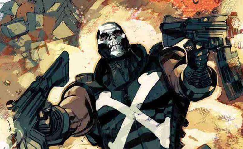 Captain America Civil War Crossbones