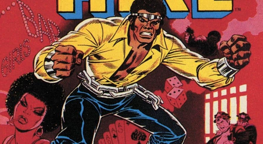 Luke Cage Marvel