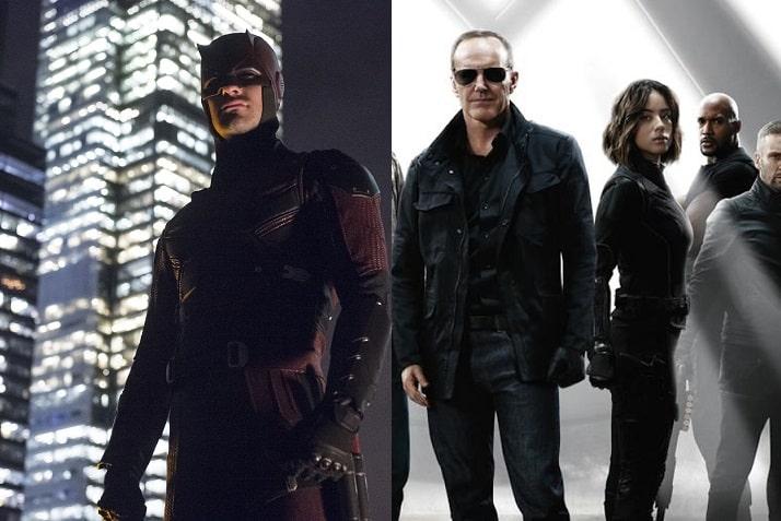 Daredevil Agents of SHIELD Marvel