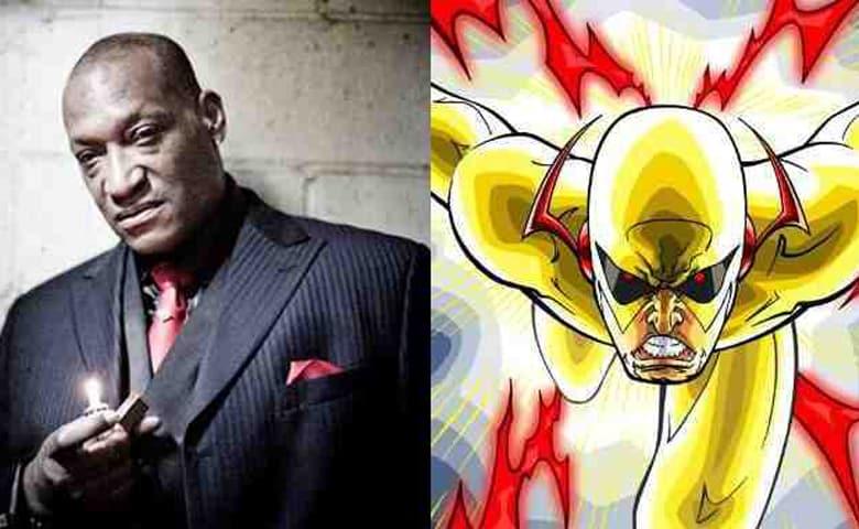 Tony Todd Zoom The Flash