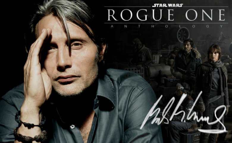 Mads Mikkelsen Rogue One A Star Wars Story