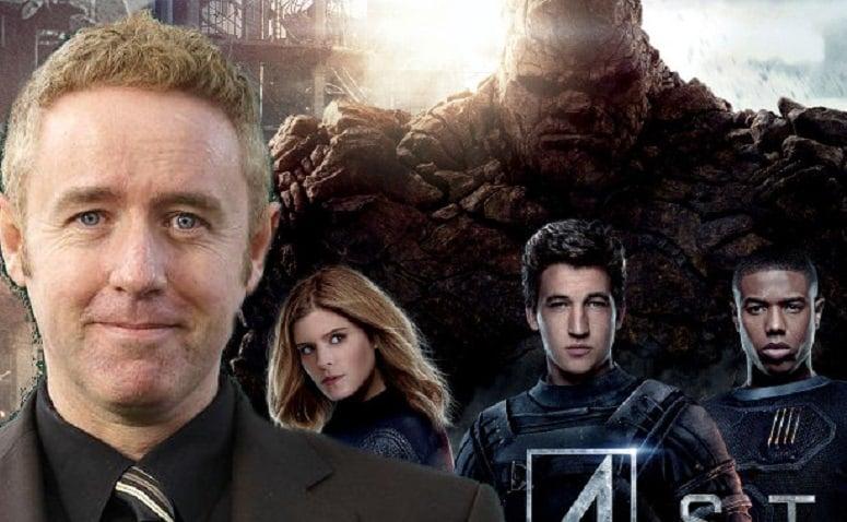 Mark Millar Fantastic Four