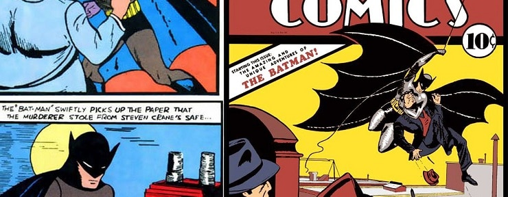 Bill Finger Batman