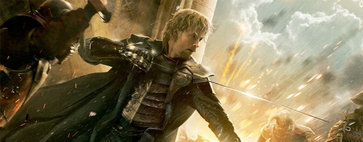 Zachary Levi Thor The Dark World