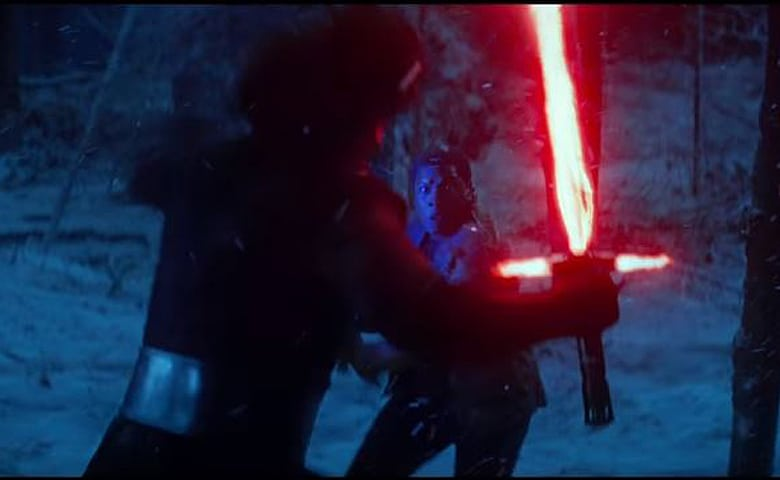 Star Wars The Force Awakens Trailer Image