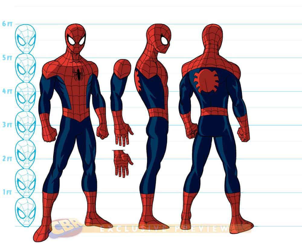 Spidey Marvel