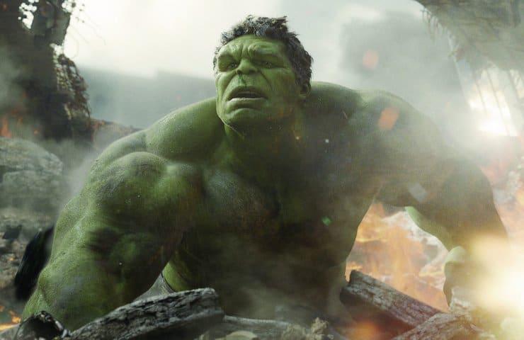 Mark Ruffalo The Hulk Avengers