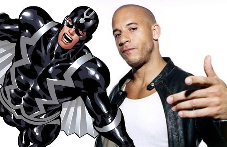Marvel Inhumans Vin Diesel