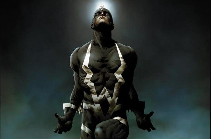 Black Bolt Marvel
