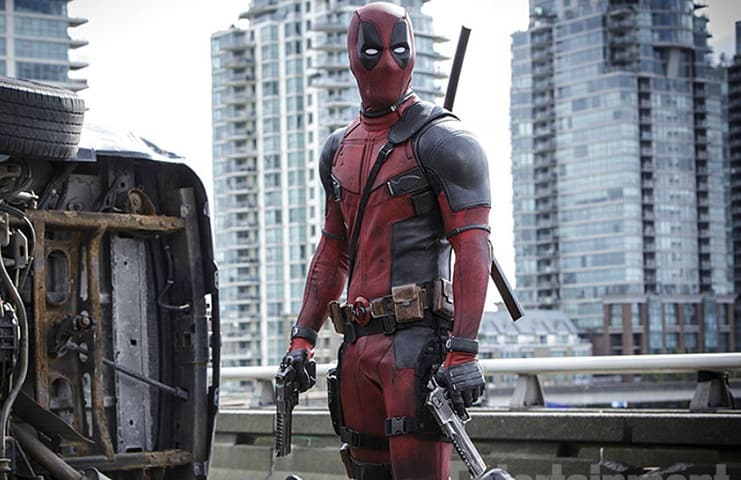 Deadpool 20th Century Fox