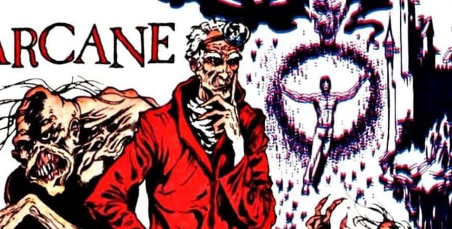 Anton Arcane Justice League Dark Ben Mendelsohn