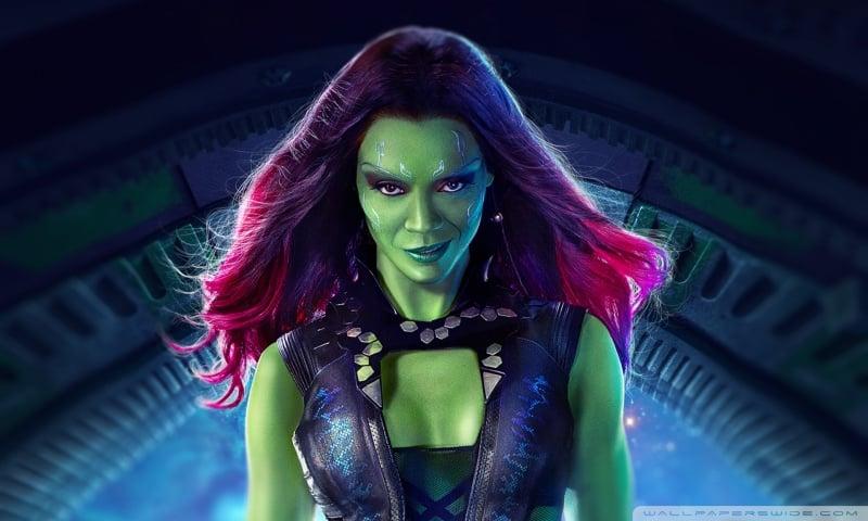 Marvel Gamora