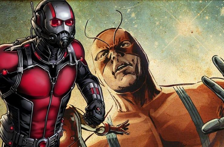 Ant-Man Peyton Reed Giant-Man