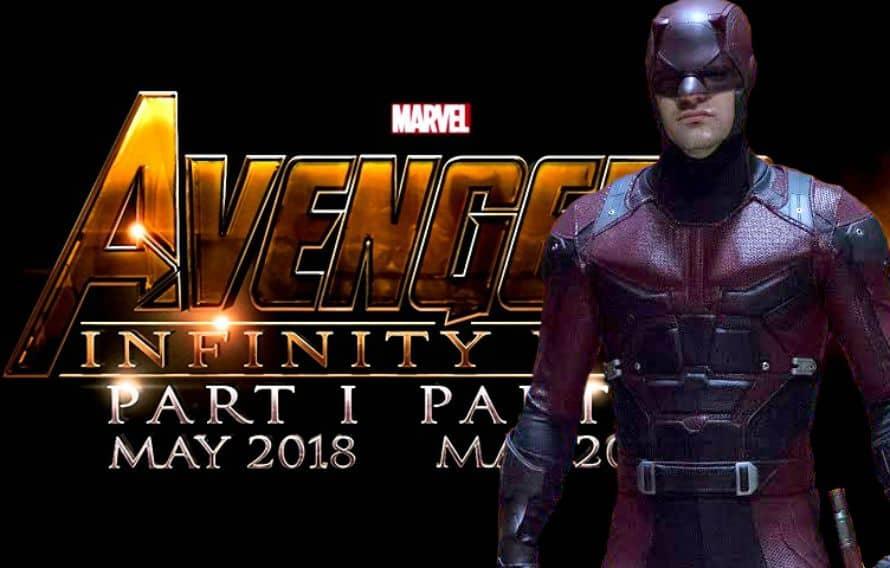 Avengers Infinity War Daredevil