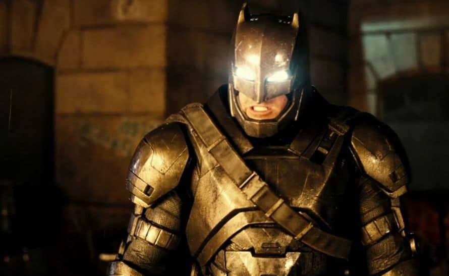 Batman v Supeman Dawn of Justice