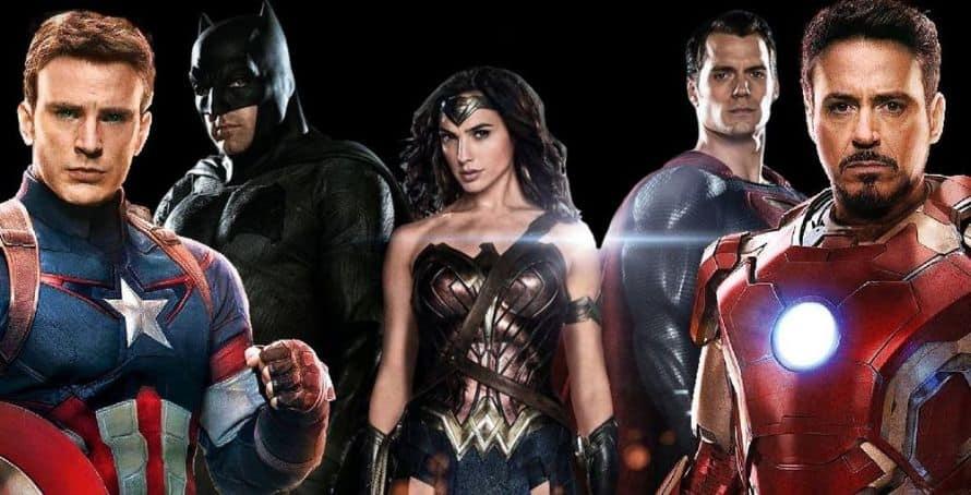 Captain America Civil War Batman v Superman Dawn of Justice