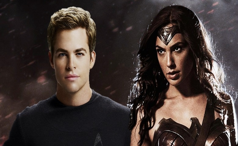 Chris Pine Talks About Supporting Gal Gadot In Wonder Woman