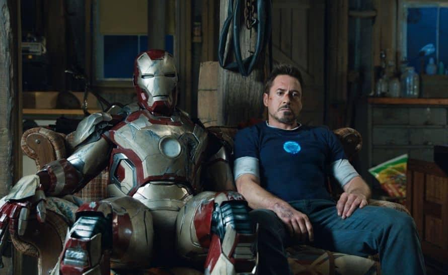 Robert Downey Jr Iron Man 3 Tony Stark Marvel
