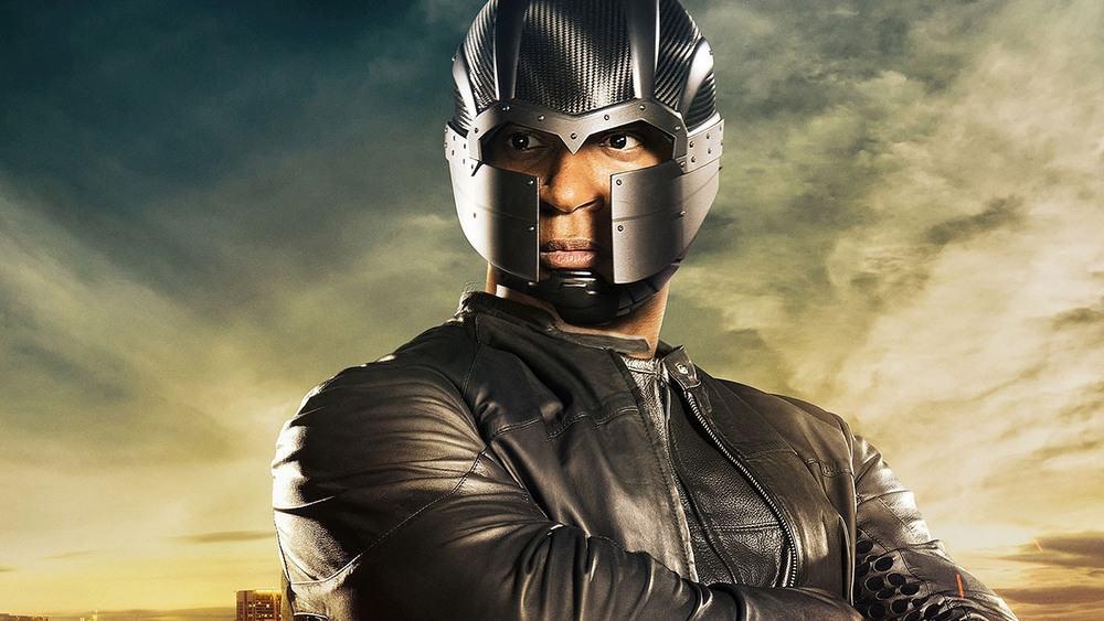Arrow David Ramsey Diggle Helmet