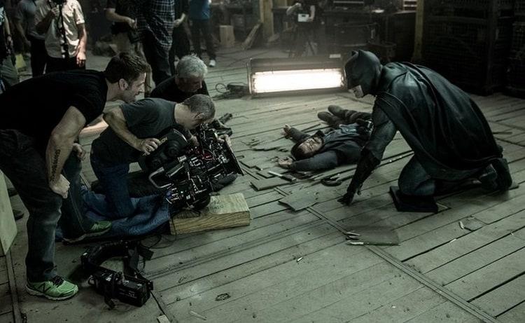 Batman v Superman Dawn of Justice Zack Snyder