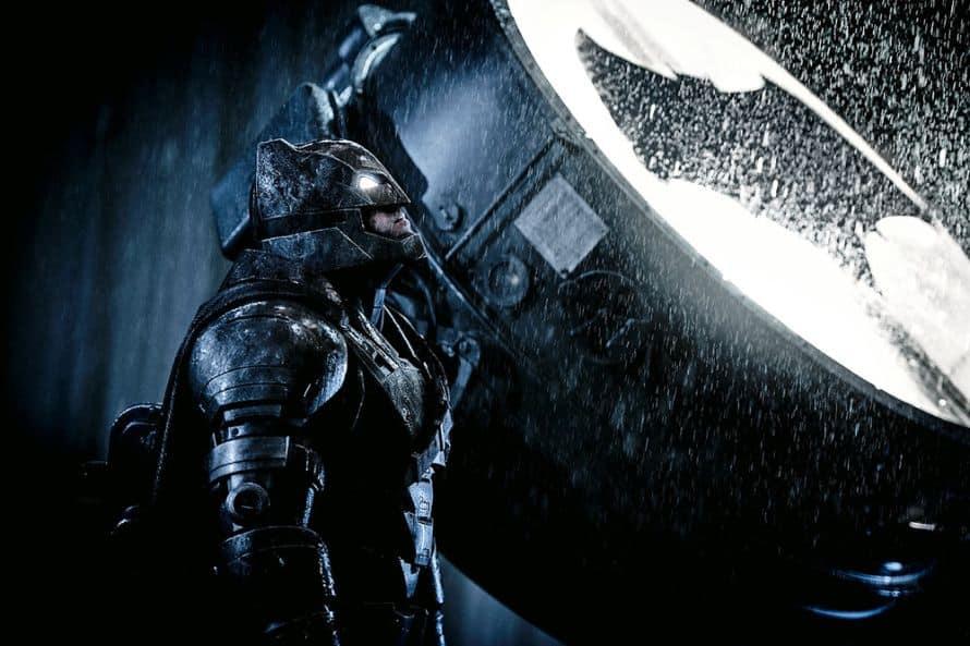 Ben Affleck Batman v Superman Dawn of Justice Armor Zack Snyder