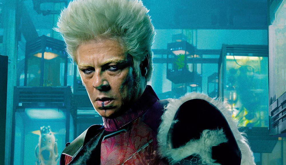 Benicio Del Toro Guardians of the Galaxy