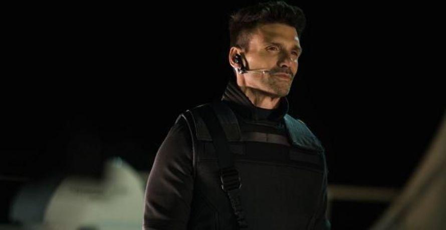 Frank Grillo Captain America The Winter Soldier