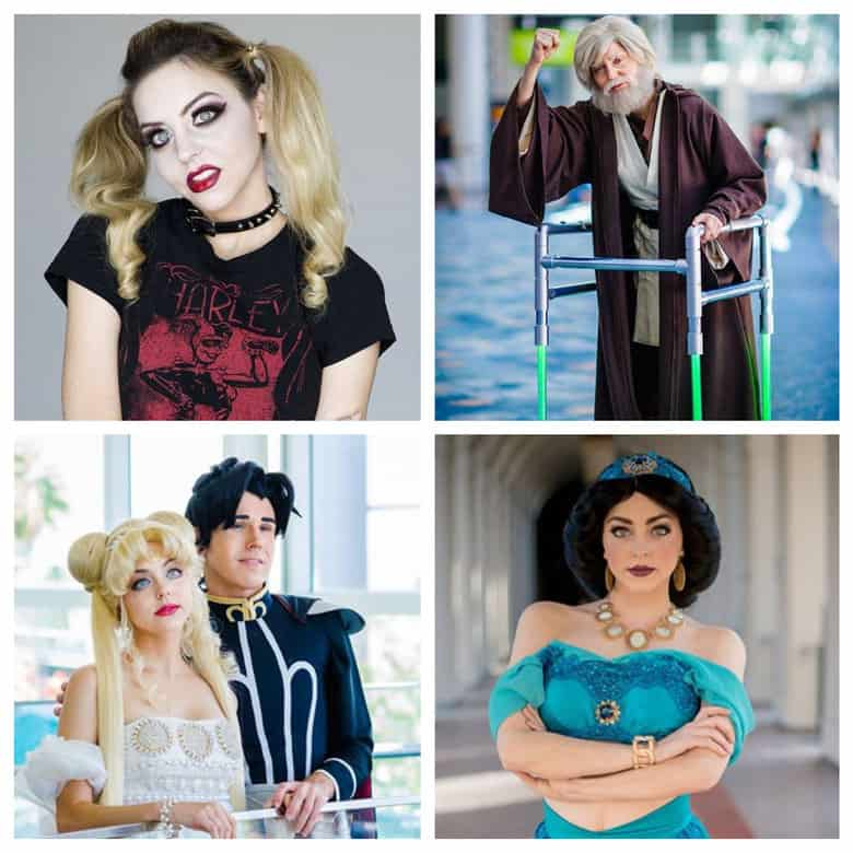 Fangirl Cosplay