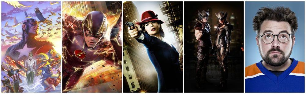 Superhero TV