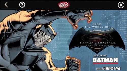 Batman Prequel Comic