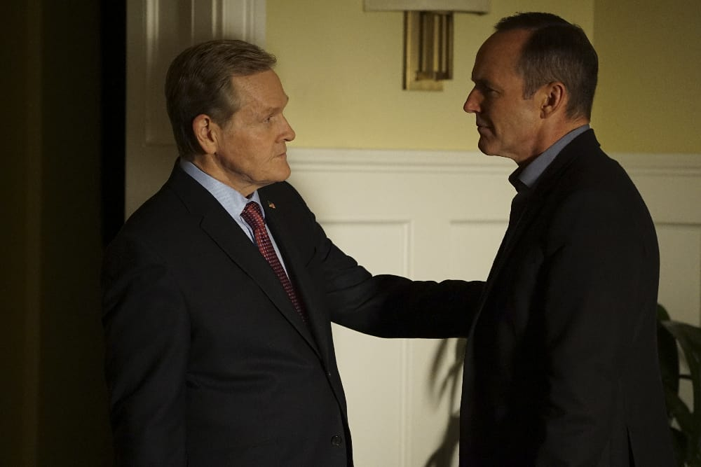 WILLIAM SADLER, CLARK GREGG