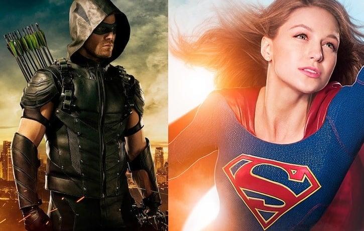 Arrow Supergirl