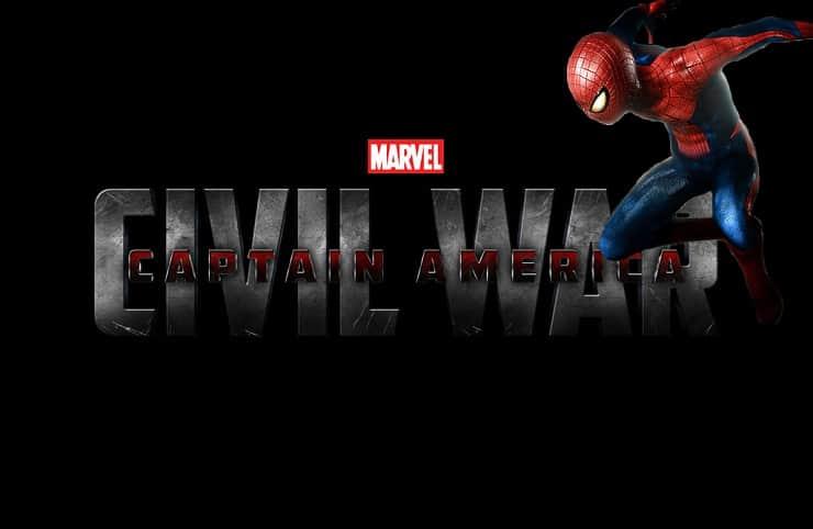 Captain America Spider-Man