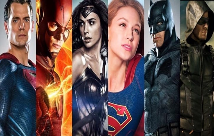 DC TV DC FILMS