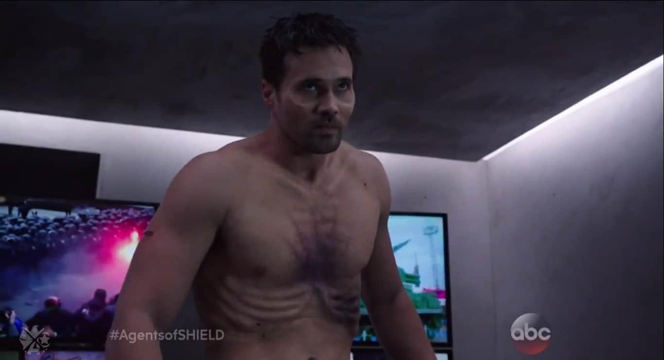 Grant Ward Agents of S.H.I.E.L.D. Season 3