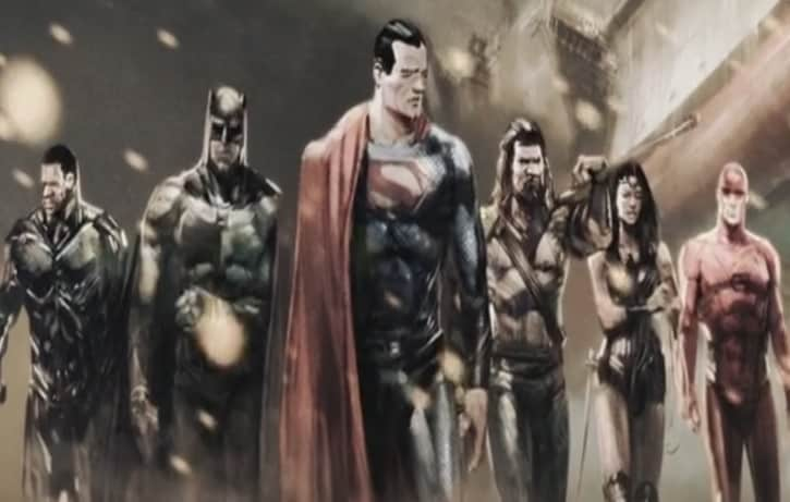 Justice League Part One