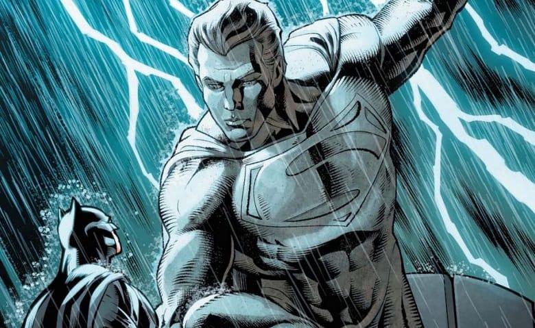 batman v superman prequel comic banner
