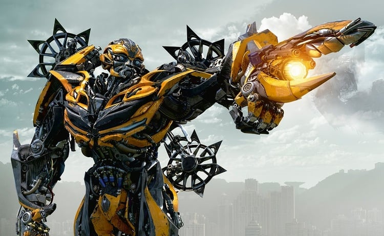 bumblebee-spinoff