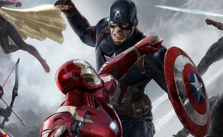 Captain America 3 banner