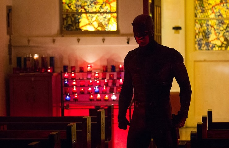 Charlie Cox On 'Daredevil' Season Two Preparing Matt Murdock