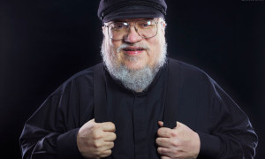 George R. R. Martin The Winds of Winter