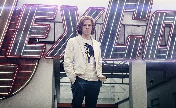 jesse eisenberg lex luthor batman v superman banner