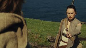 Star Wars Rey Luke