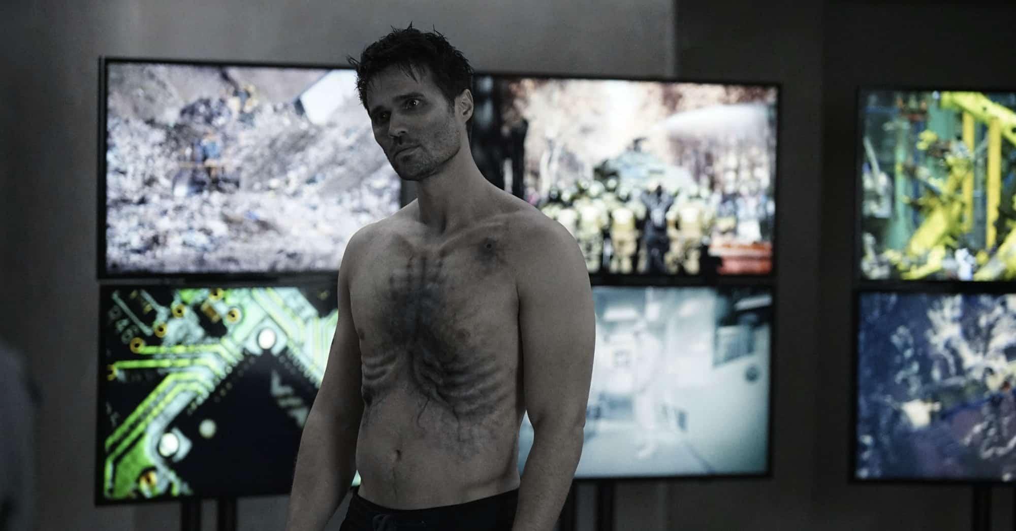 Grant Ward Season 3